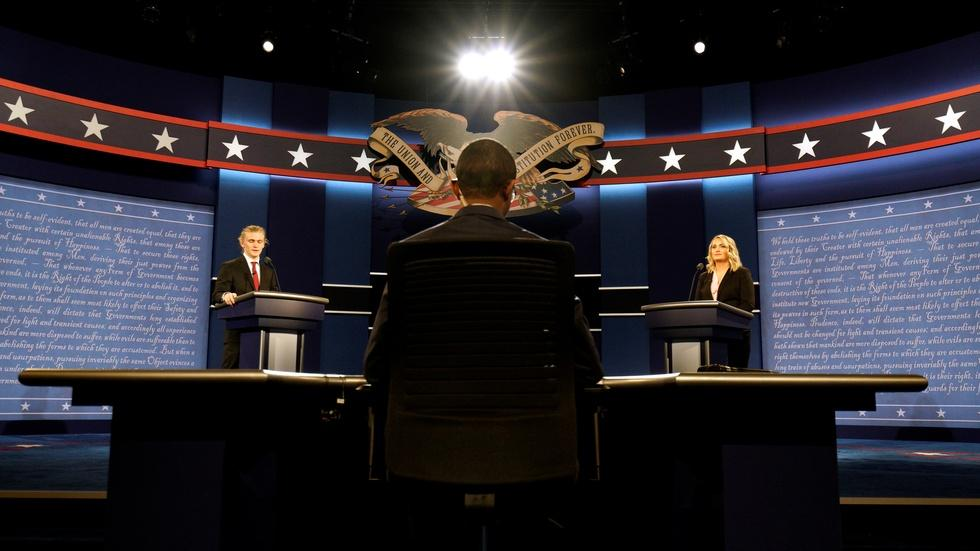 What to expect from the first presidential debate image