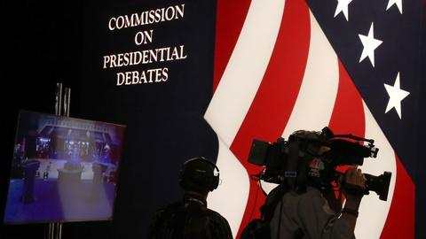 PBS NewsHour -- How the candidates prepared for their first face-off