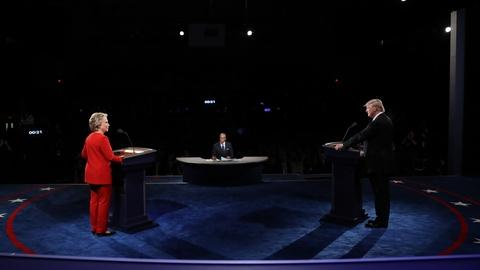 PBS NewsHour -- Watch the full first presidential debate