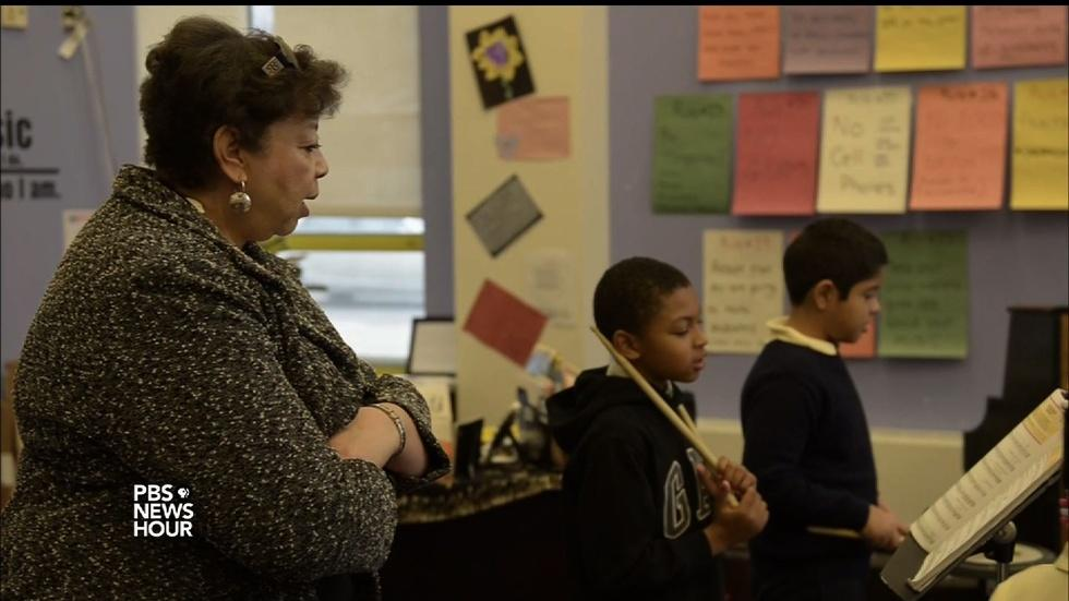 Boston brings the music back by boosting arts education image