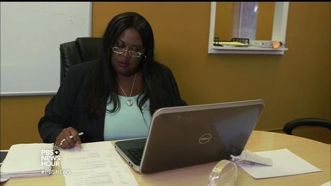 PBS NewsHour -- Black, female entrepreneurs get creative for funding hurdles