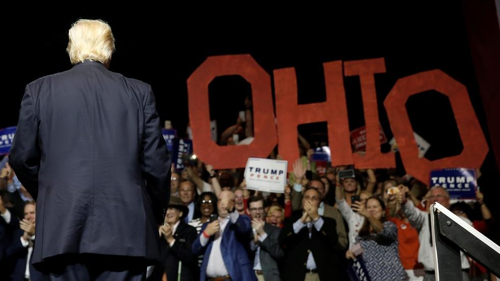Is Ohio less important in this year's election? image