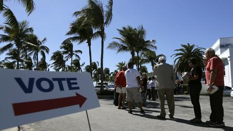 PBS NewsHour -- Shifting Latino vote in Florida could influence election
