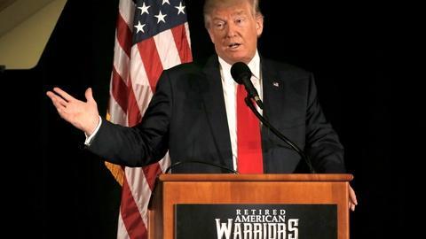 PBS NewsHour -- Clinton campaign pounces on Trump controversies