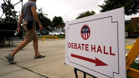PBS NewsHour -- Why it pays to host a presidential debate