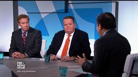 PBS NewsHour -- Is the Republican rupture irreconcilable?