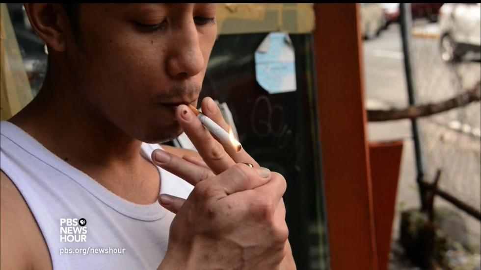 In the Philippines, lowering smoking rates begins with kids image