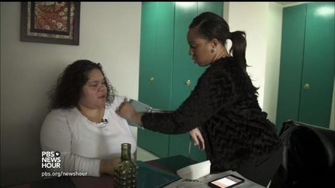 PBS NewsHour -- Can ordinary citizens help fill gaps in health care?