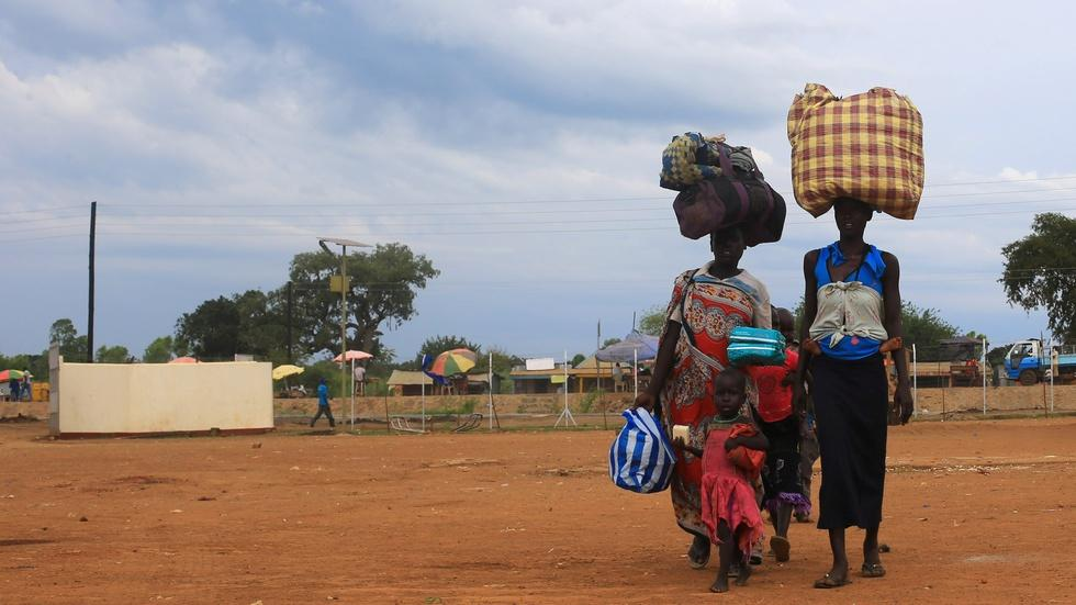 Why Uganda is so hospitable to refugees image