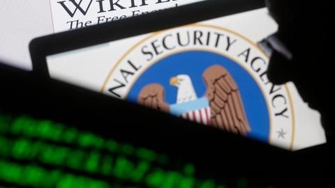 PBS NewsHour -- NSA contractor suspected of espionage deemed a flight risk
