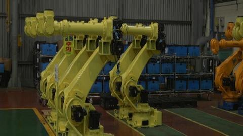 PBS NewsHour -- Will South Korea's robot revolution hurt American jobs?