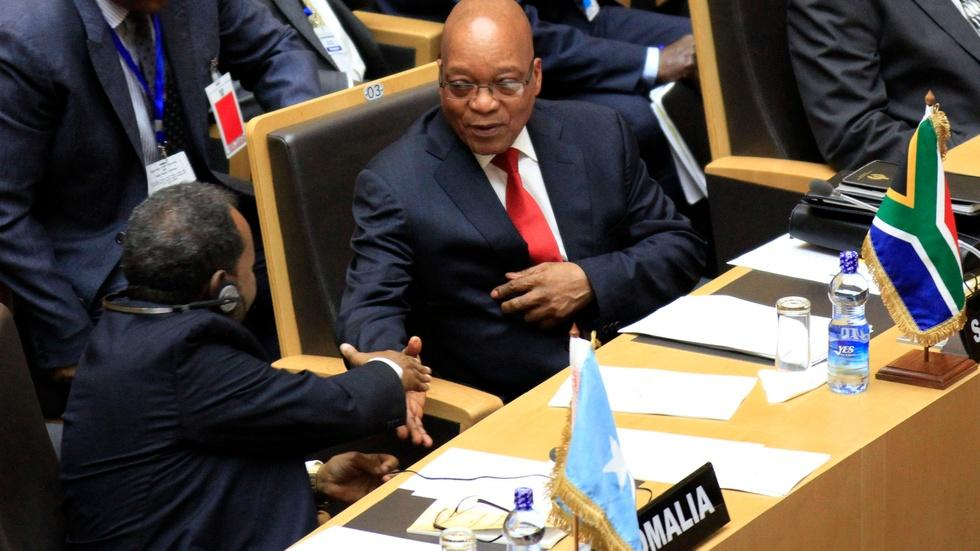 South Africa to quit the International Criminal Court image
