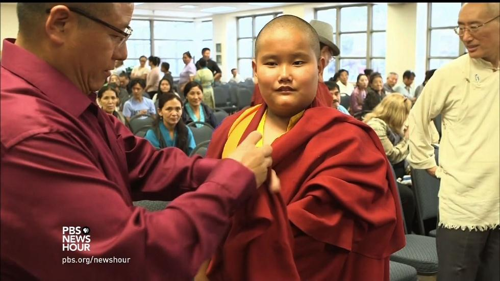 Minnesota kid destined to be a Buddhist spiritual leader image