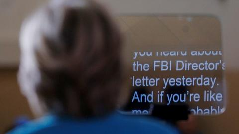 PBS NewsHour -- Is FBI email probe this election's 'October surprise'?