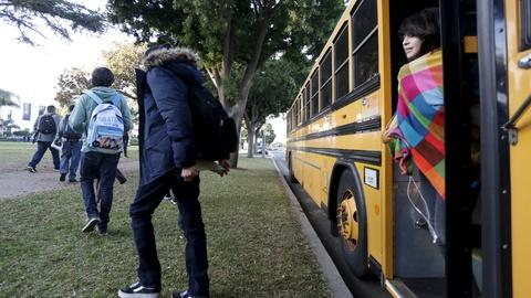 PBS NewsHour -- California ballot revives debate on bilingual education