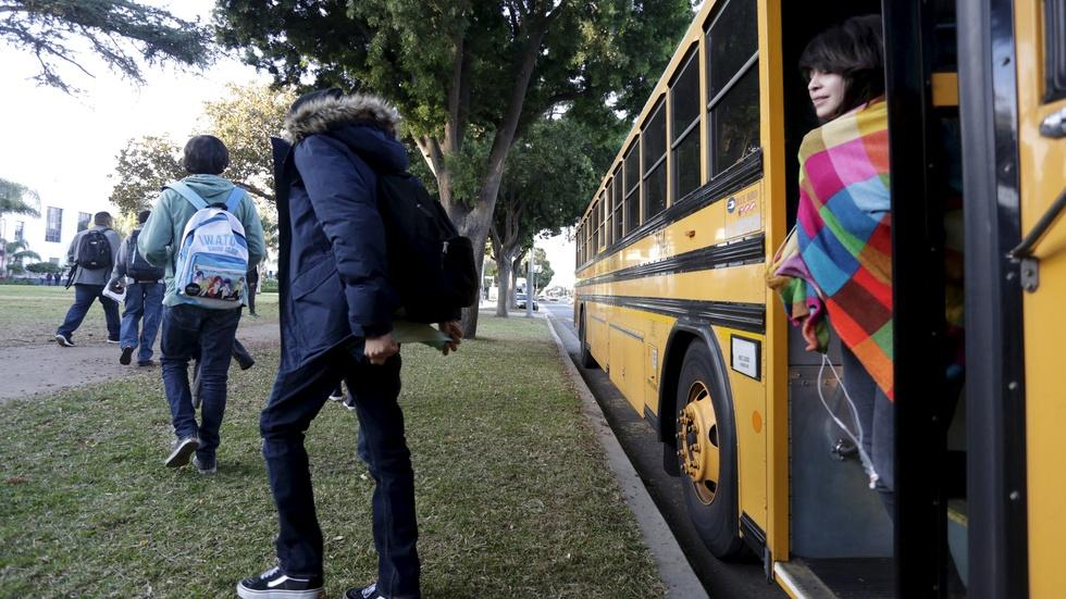 California ballot revives debate on bilingual education image