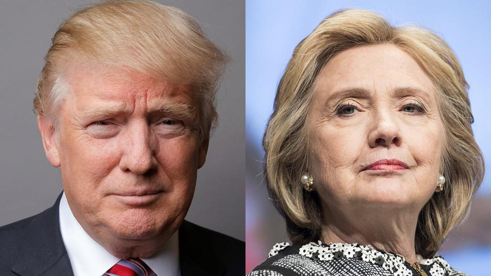 What voters still don't know about Trump and Clinton image
