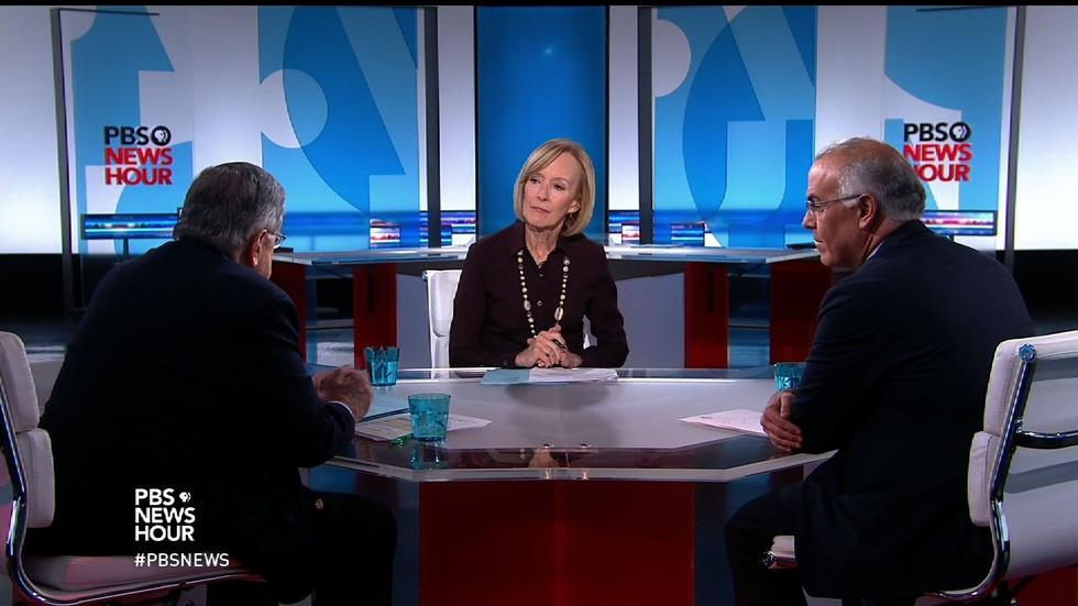 Shields and Brooks on the divided electorate and SCOTUS image