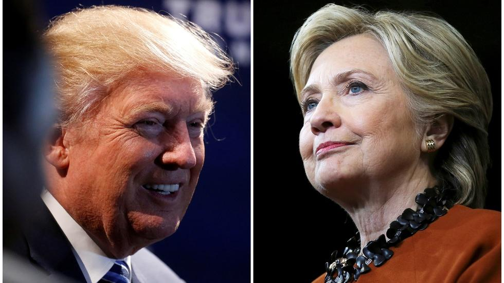 Candidates wrap up Election Day in New York image