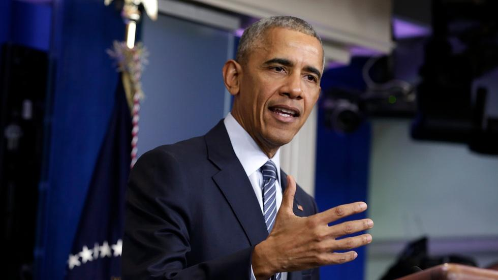 Obama: 'This office has a way of waking you up' image