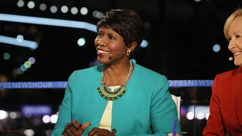 What Gwen Ifill meant to us image
