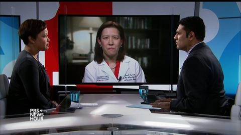 PBS NewsHour -- The challenges of fighting gynecological cancers