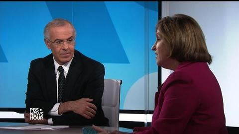 PBS NewsHour -- Brooks and Marcus on why Trump's appointments make sense