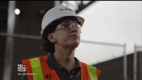PBS NewsHour -- A female CEO who's paving the way for others