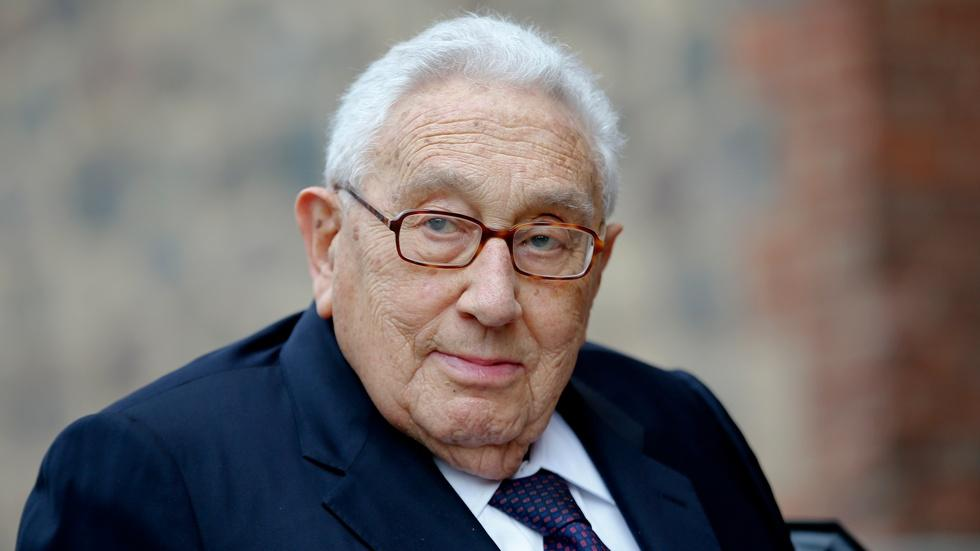 What Henry Kissinger thinks about Obama, Trump and China image