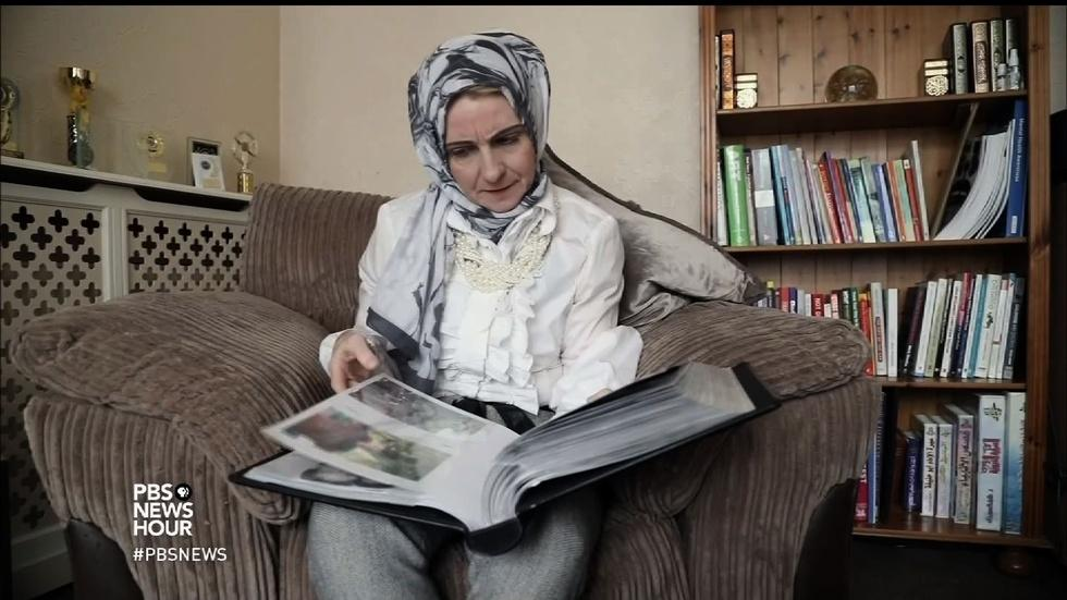 How one mother is fighting ISIS at home image