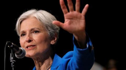 PBS NewsHour -- Jill Stein raises $4 million to fund state vote recounts