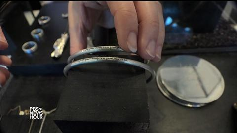 PBS NewsHour -- This company is turning Laos' unexploded bombs into jewelry
