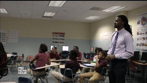 PBS NewsHour -- The cheaper and faster way to become a teacher