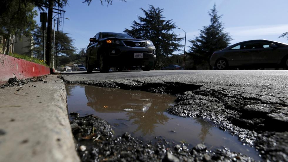 Is crumbling infrastructure limiting American productivity? image