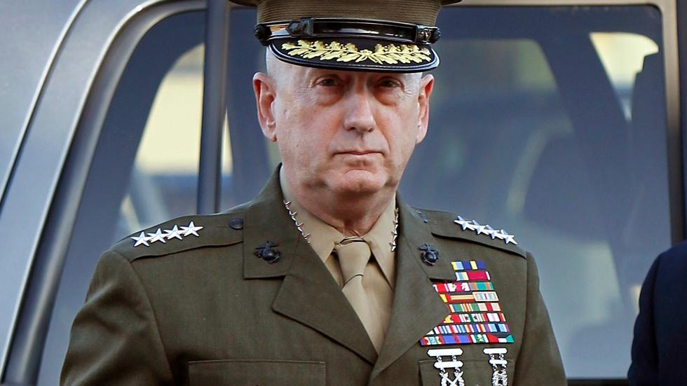 Why Mattis and Trump might be an 'awkward fit' image