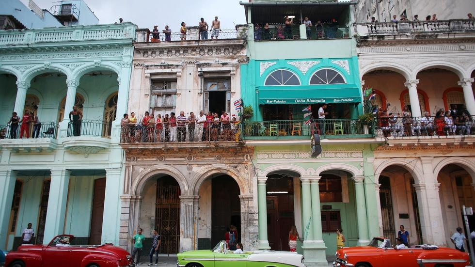 Embargo remains for some Cuba sectors, as trade grows slowly image