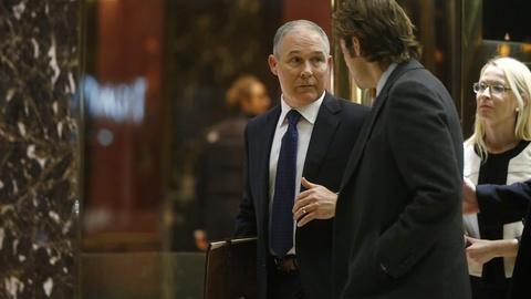 PBS NewsHour -- How far will Scott Pruitt take EPA regulatory reform?