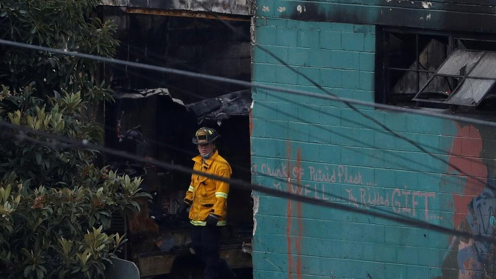 After Oakland fire, a crackdown on warehouse spaces image