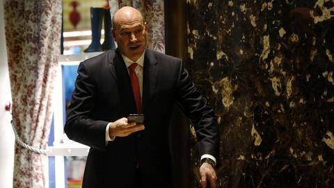 PBS NewsHour -- Trump announces 3rd nomination from Goldman Sachs
