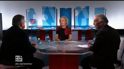 PBS NewsHour -- Shields and Brooks on Trump's idea of presidential power