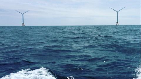 PBS NewsHour -- U.S. builds first offshore wind farm