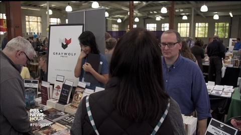 PBS NewsHour -- A poetry publisher on the math of rejection
