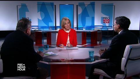 PBS NewsHour -- Shields and Ponnuru on 'dark cloud' of Russian cyberattacks