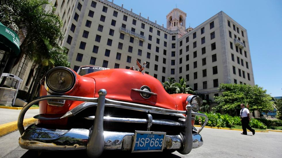 In Cuba, American tourists increase demand for hotels image