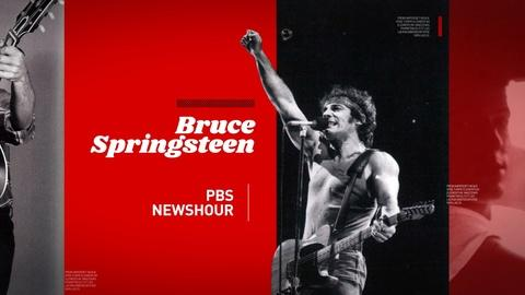 PBS NewsHour -- Watch: Bruce Springsteen, our complete interview