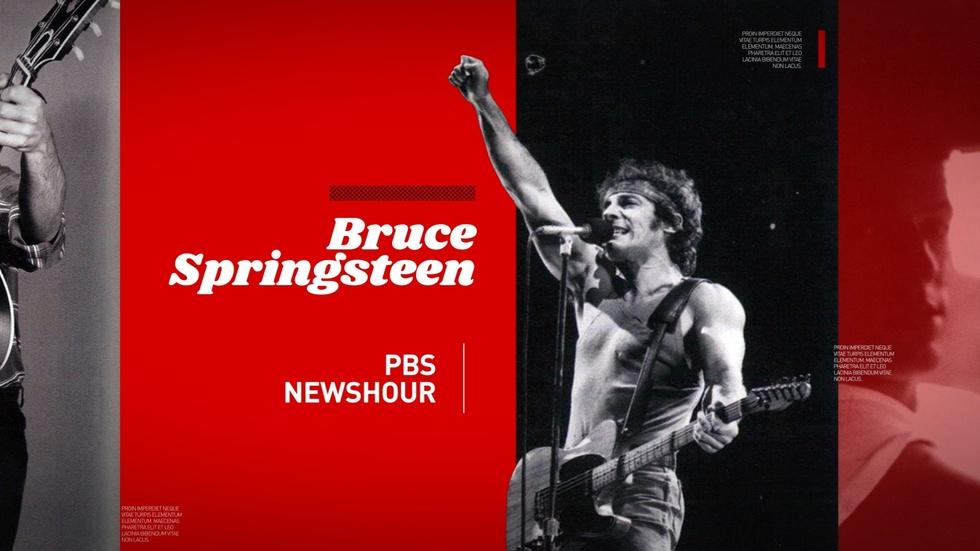 Watch: Bruce Springsteen, our complete interview image
