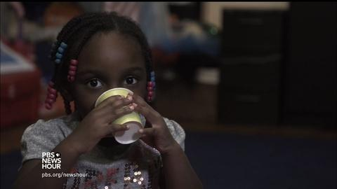 PBS NewsHour -- How early education can counteract damaging lead exposure
