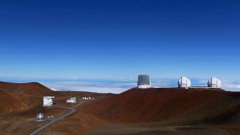The sacred and the scientific clash on Hawaii's Mauna Kea image