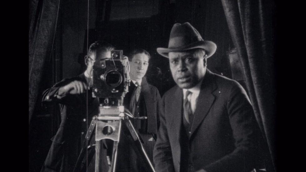 Preserving the history of America's first black filmmakers image