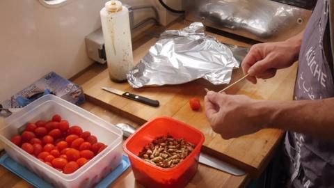 PBS NewsHour -- Chefs in Europe experiment with insects